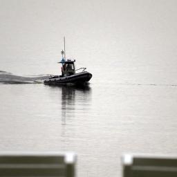 Boat Returning Home