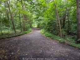 Entrance Forest L'île des Sœurs