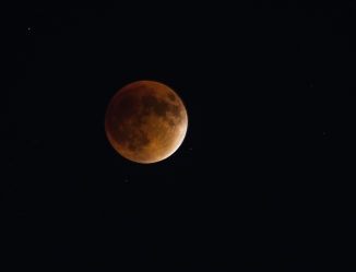 Blood Moon Eclipse September 2015