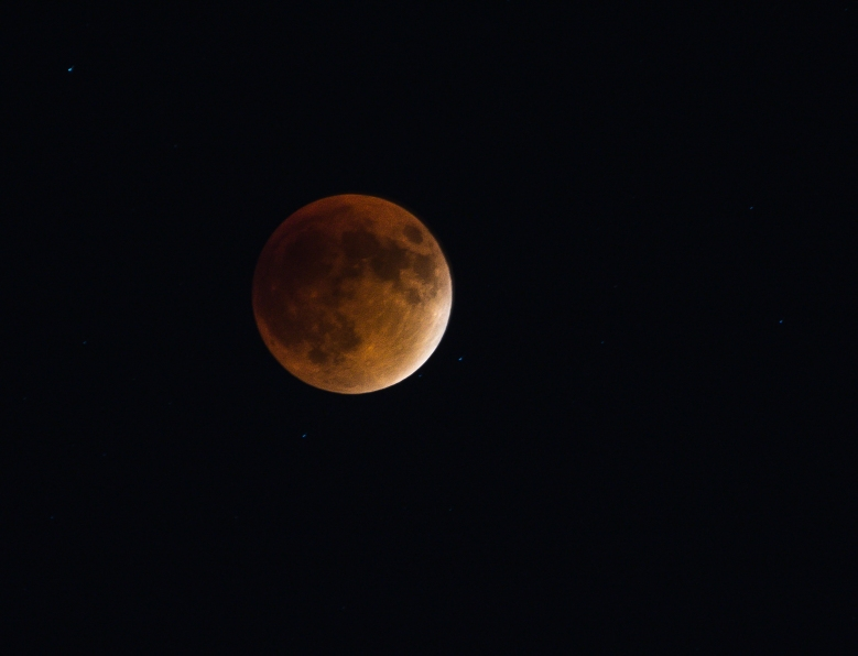 Blood Moon Eclipse September 2015